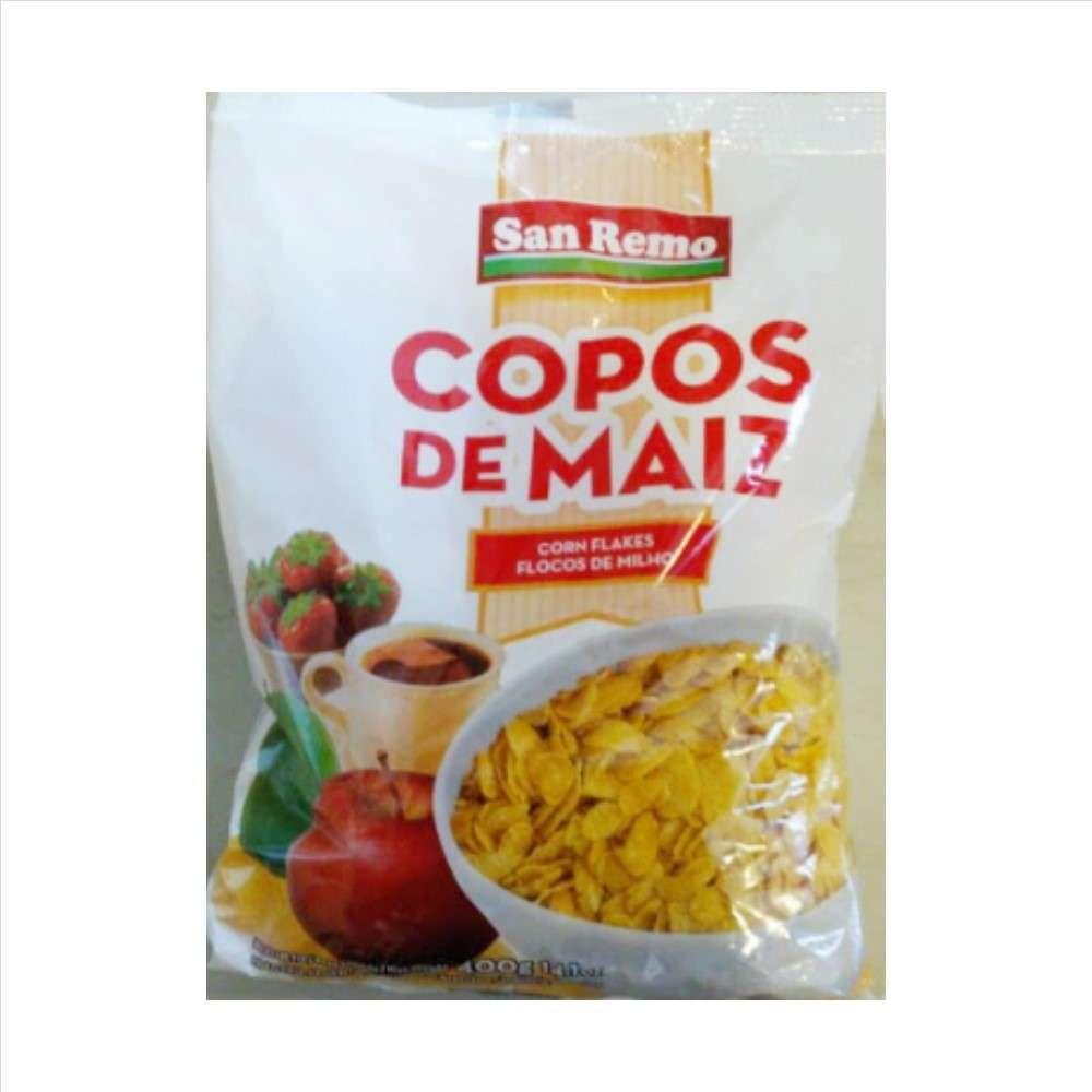 Cereal San Remo Maiz Tradicional 400G