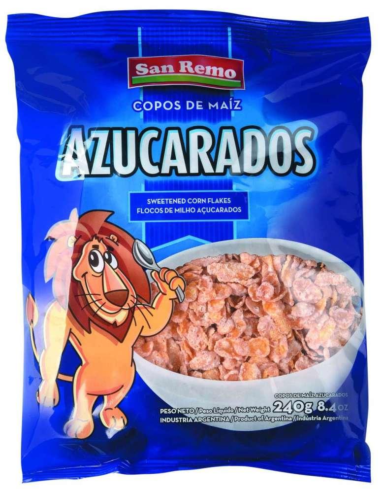 Cereal San Remo Maiz Azucarado 240G