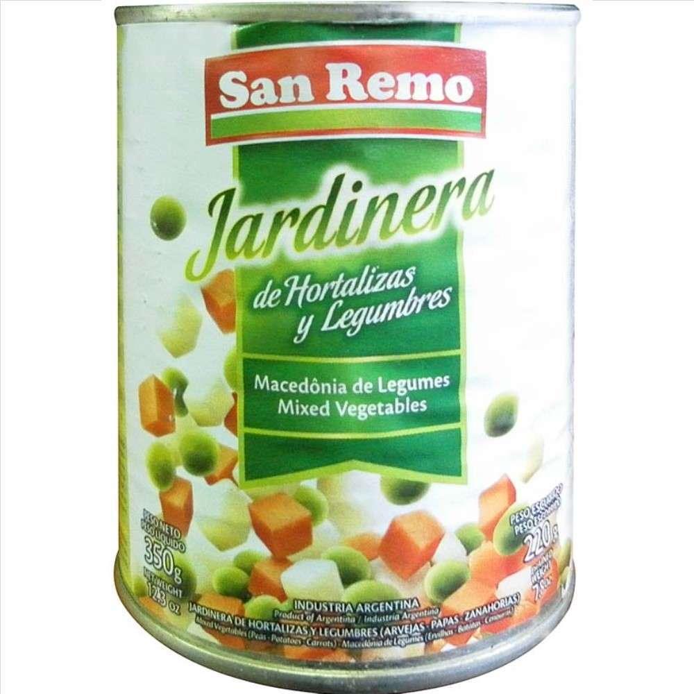 Jardinera San Remo 350G