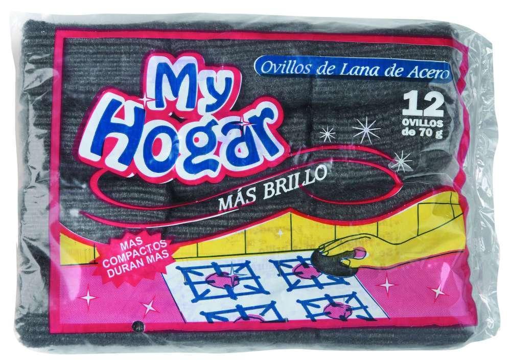 Rol.Aceite My Hogar 70G 12un