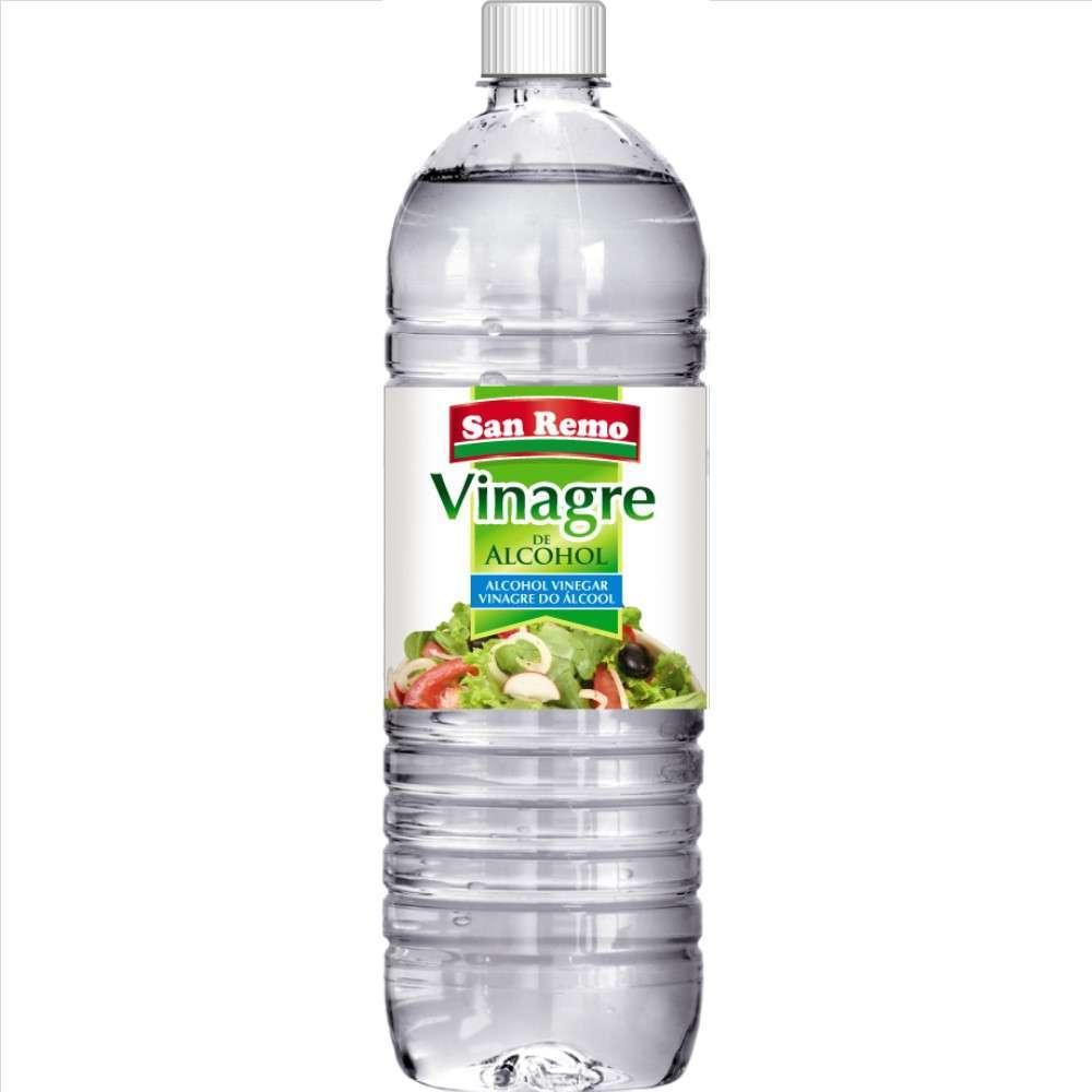 Vinagre San Remo Alcohol 500Ml