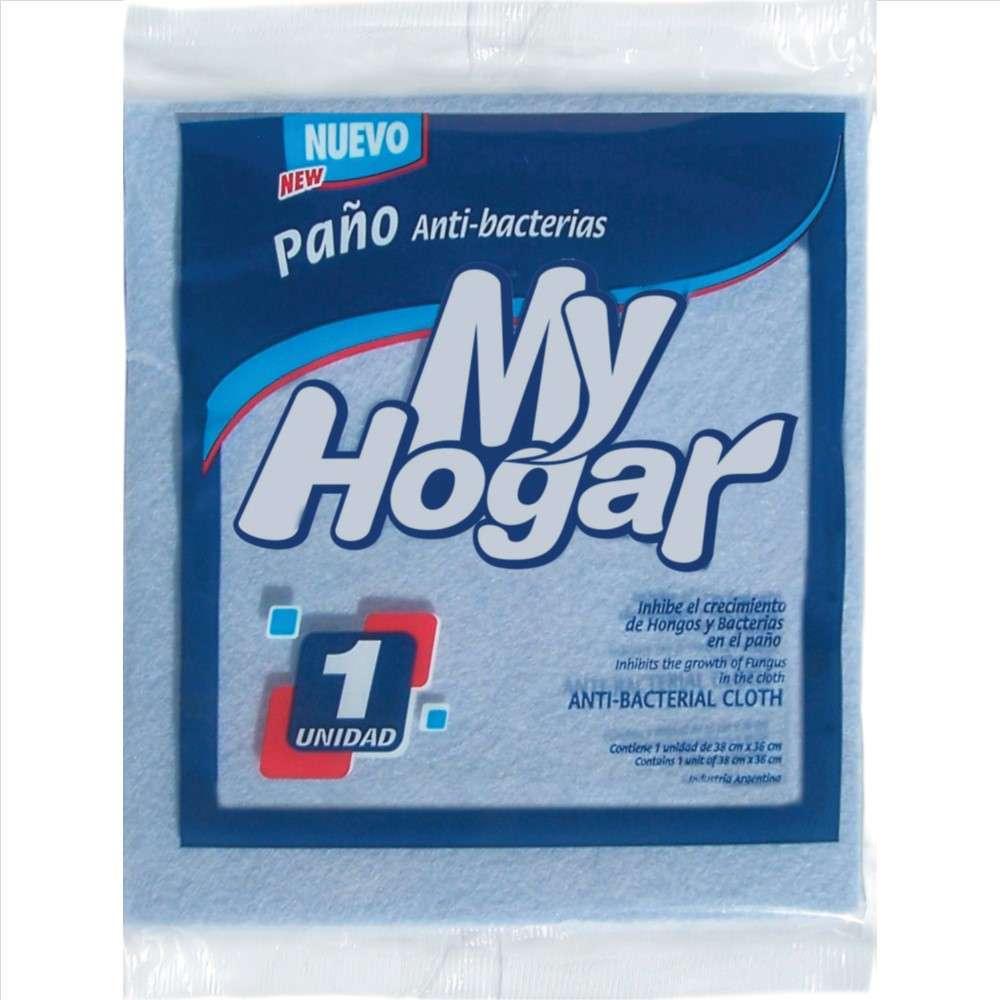 Paño My Hogar Antibacterial 1un