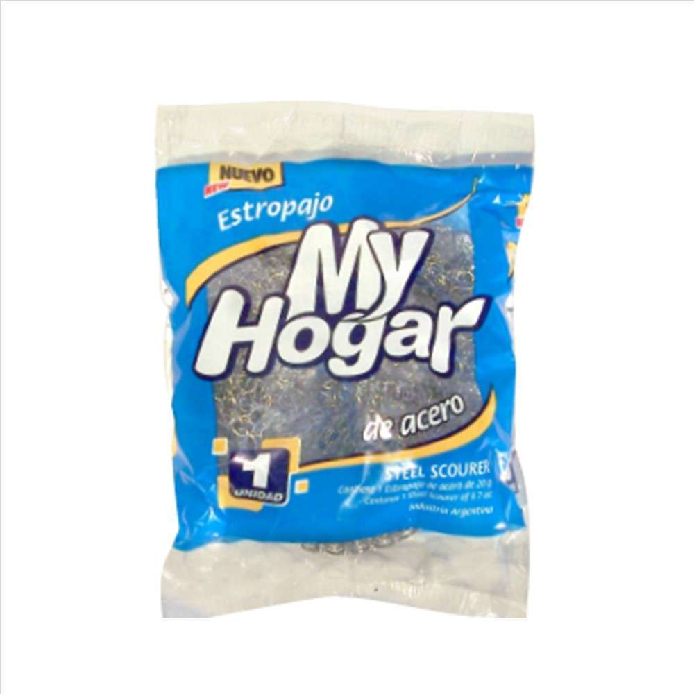 Estropajo My Hogar 20G 1un