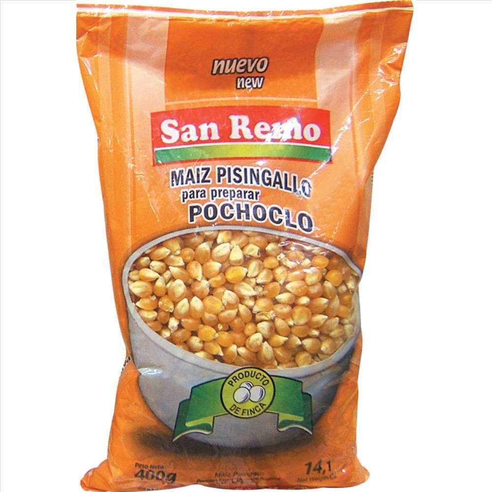 Maiz Pisingallo San Remo 400G