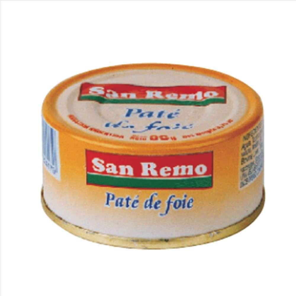 Paté San Remo 90G