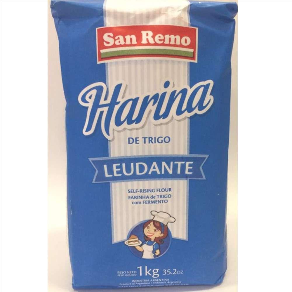 Harina San Remo Leud.1Kg