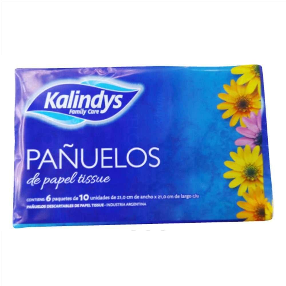 Pañuelo Kalindys 6X10un
