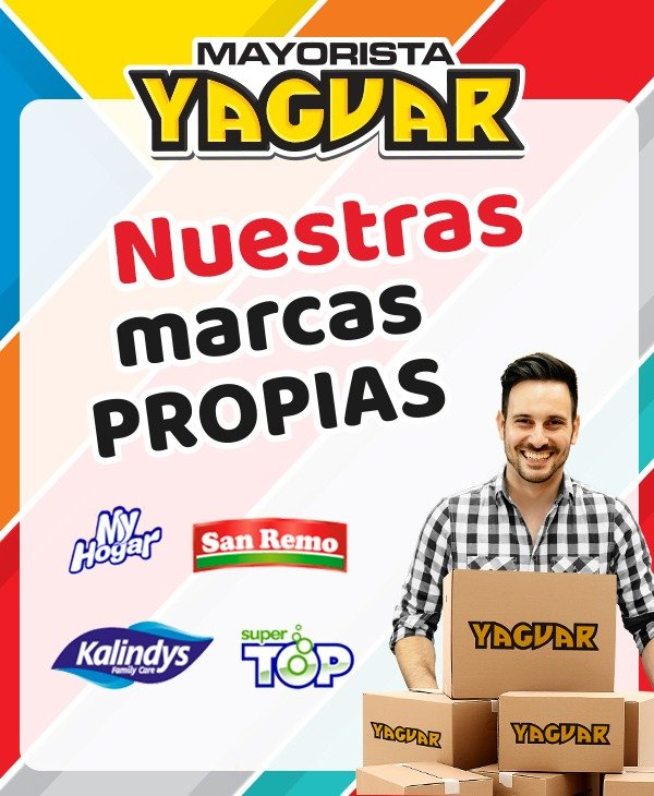 Supermercados Mayoristas Yaguar
