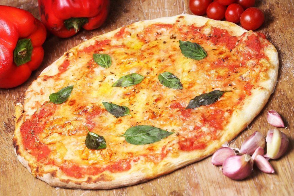 Pizza Napolitana Casera para 4 personas